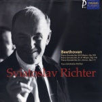 Beethoven Symphony N9 Piano Sonatas Op 109, 110, 111 Sviatoslav Richter album cover.jpg