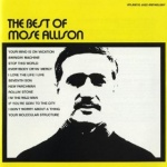 Mose Allison The Best Of Mose Allison album cover.jpg