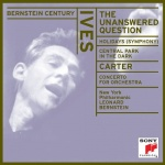 Charles Ives The Unanswered Question For Orchestra Bernstein album cover.jpg