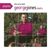 Playlist The Very Best George Jones Duets album cover.jpg
