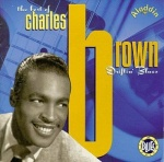 Charles Brown Driftin' Blues album cover.jpg