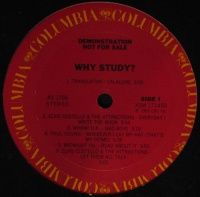 Why Study? promo LP label.jpg