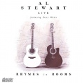Al Stewart Rhymes In Rooms album cover.jpg