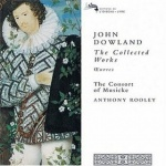 John Dowland Dowland The Collected Works album cover.jpg