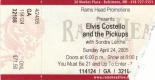 2005-04-24 Baltimore ticket.jpg