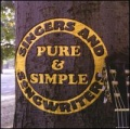 Singers And Songwriters Pure & Simple album cover.jpg