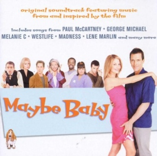 Maybe Baby Original Soundtrack album cover.jpg