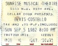 1982-09-05 Sunrise ticket 2.jpg