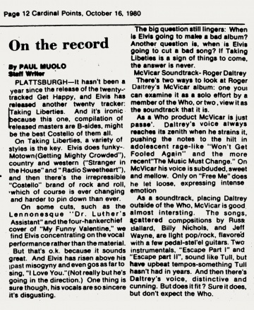 1980-10-16 SUNY Plattsburgh Cardinal Points clipping 01.jpg