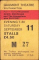 1982-09-11 Southampton ticket 1.jpg