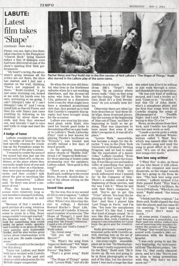 2003-05-07 Chicago Tribune clipping 02.jpg