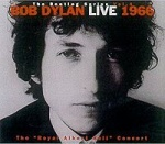 Bob Dylan Live 1966 Royal Albert Hall concert album cover.jpg