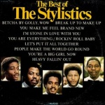 The Stylistics The Best Of The Stylistics album cover.jpg