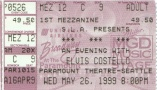 1999-05-26 Seattle ticket 1.jpg