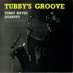 Tubby Hayes Tubby's Groove album cover.jpg