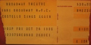 1986-10-24 New York ticket.jpg
