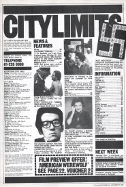 1981-10-30 City Limits contents page.jpg