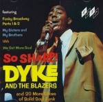 Dyke & the Blazers So Sharp album cover.jpg