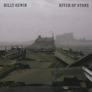 Billy Gewin River Of Stone album cover.jpg