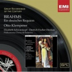 Johannes Brahms Ein Deutsches Requiem album cover.jpg
