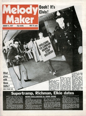 1977-08-06 Melody Maker cover.jpg