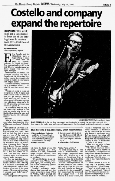 1994-05-11 Orange County Register, Show page 03 clipping 01.jpg