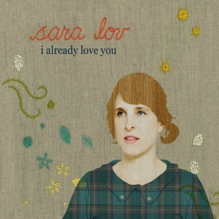 Sara Lov I Already Love You album cover.jpg