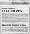 1977-08-06 Limburgs Dagblad page 15 clipping 01.jpg