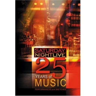 Saturday Night Live 25 Years Of Music album cover.jpg