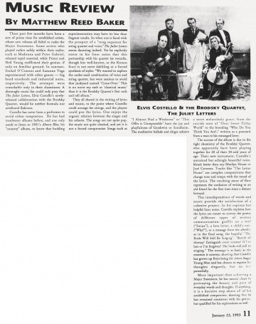 1993-01-22 Yale Daily News After Hours page 11 clipping 01.jpg
