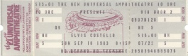 1983-09-18 Universal City ticket 1.jpg
