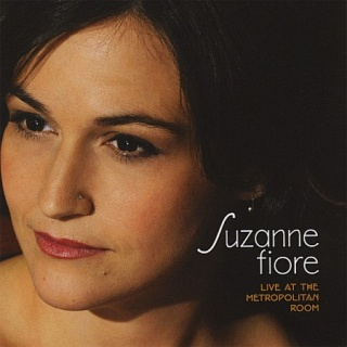 Suzanne Fiore Live At the Metropolitan Room album cover.jpg