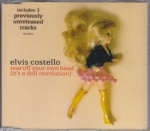 Tear Off Your Own Head (It's A Doll Revolution) EU CD single front sleeve.jpg