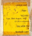 1977-08-30 Paisley ticket.jpg