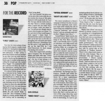 2002-12-13 Pittsburgh Post-Gazette Weekend page 30 clipping 01.jpg