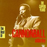 Cannonball Adderley The Best Of Cannonball Adderley album cover.jpg