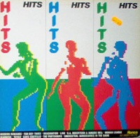 Hits Hits Hits album cover.jpg