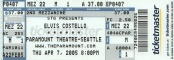 2005-04-07 Seattle ticket.jpg
